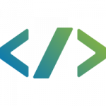 code icon for developers